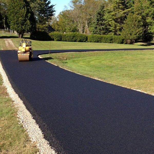 tar and chip paving